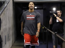 Derrick Rose playing for the national team is a good thing