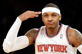 Bulls and Knicks talking Melo?  Unlikely