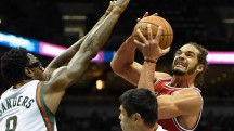 Joakim Noah and Jimmy Butler will determine whether this is a good or great offense