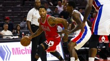 Derrick Rose looks back athletically what should we expect for everything else?
