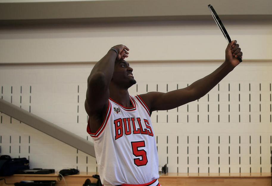 Bobby Portis being ready for minutes presents a wonderful problem