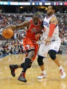 Bulls' Luol Deng committed to play in Olympics