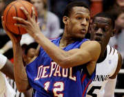 DePaul hoops earns perfect academic score; Chicago State admonished