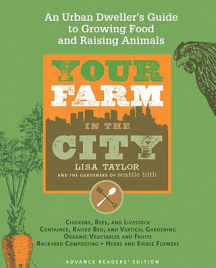 Garden Books for Wannabe Urban Farmers