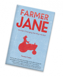Garden Book: Farmer Jane