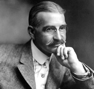 L. Frank Baum, the author of The Wonderful Wizard of Oz