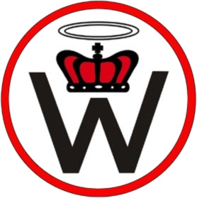 "The logo of the ""World Church of the Creator"" a notorious neo-nazi group."