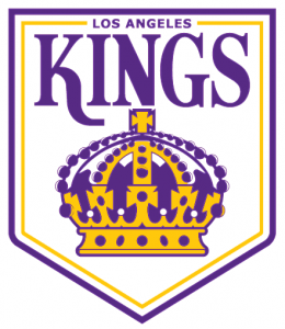 L.A. Kings old logo that was used by Latin Kings to signify membership.