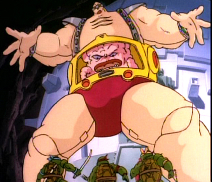 Mitt Romney And Krang Are Twinzies!