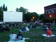 Start planning for Movies in the Park