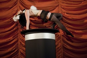 Switch up your Valentine's Day with massacre reenactments and burlesque