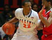 Jereme Richmond Expectedly Leaves Illinois; Unexpectedly Declares for NBA Draft