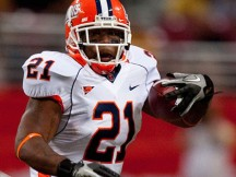 Illini Leading Rusher Ruled Academically Ineligible for Bowl Game
