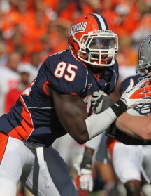 Illini DE Whitney Mercilus: 2011 National Defensive End of the Year!