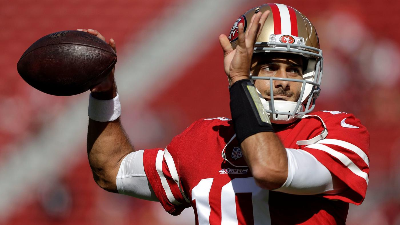 Chicago Bears' Ryan Pace On Clock As 49ers' Jimmy Garoppolo Set To Start