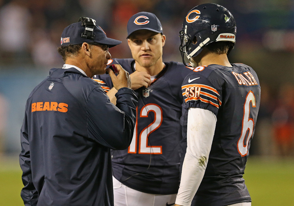 Bears Fans Should be Excited about Cutler's Return