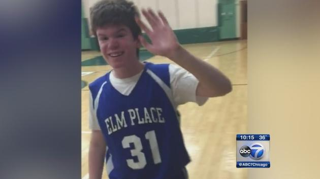 Highland Park Basketball Coaches Give Special Needs Manager Gift of a Lifetime