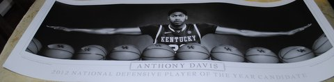 NBA Combine in Chicago: Anthony Davis attracts local and national media