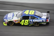 Jimmie Johnson launches new website