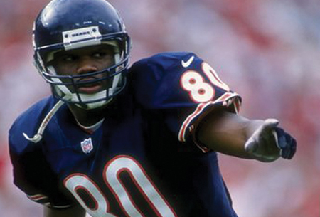 Former Bears WR Curtis Conway has new broadcasting job