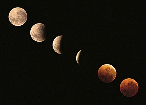 Weather or not, lunar eclipse tonight!
