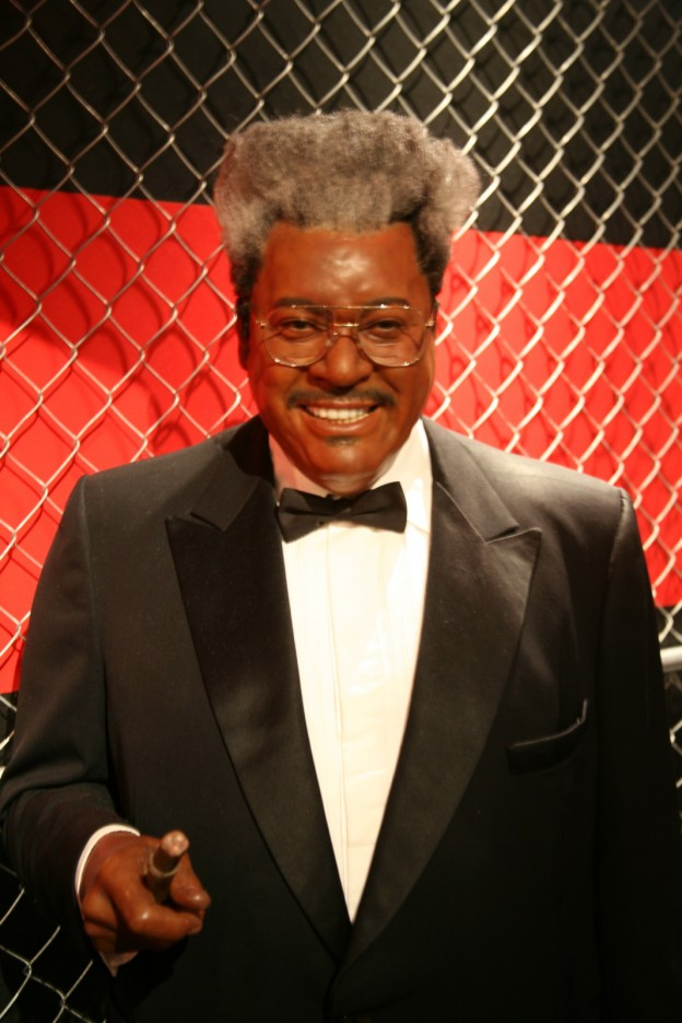 What do Don King and The New York Times crossword puzzle have in common?