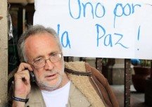 Mexican poet and activist, Javier Sicilia, brings his message to the U.S.