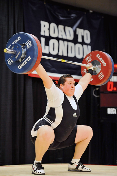Olympics 2012: Weightlifter Sarah Robles lifts hopes