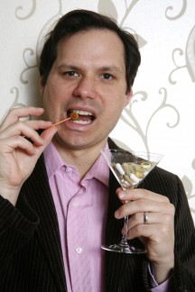 Michael Ian Black: Exclusive Interview!