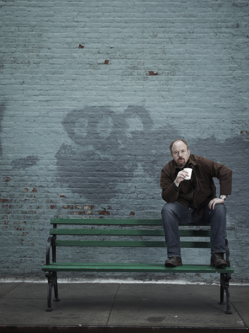 "Louis C.K. talks ""Louie"" and stand up - Exclusive"