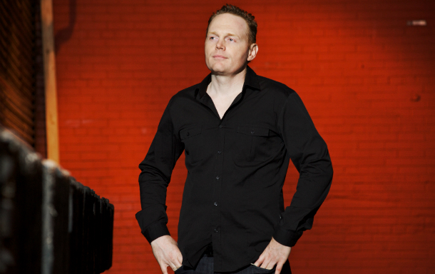 Comedian Bill Burr's Hilarious Olympic Hockey Rant