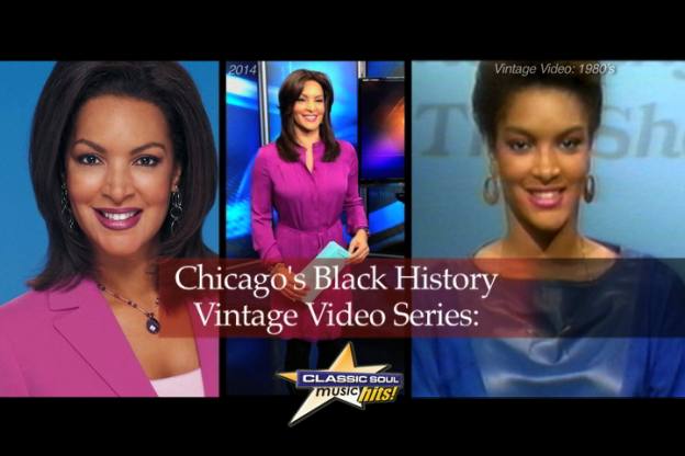 Chicago TV Anchor Cheryl Burton looks as beautiful as she did 30 years ago (VIDEO)