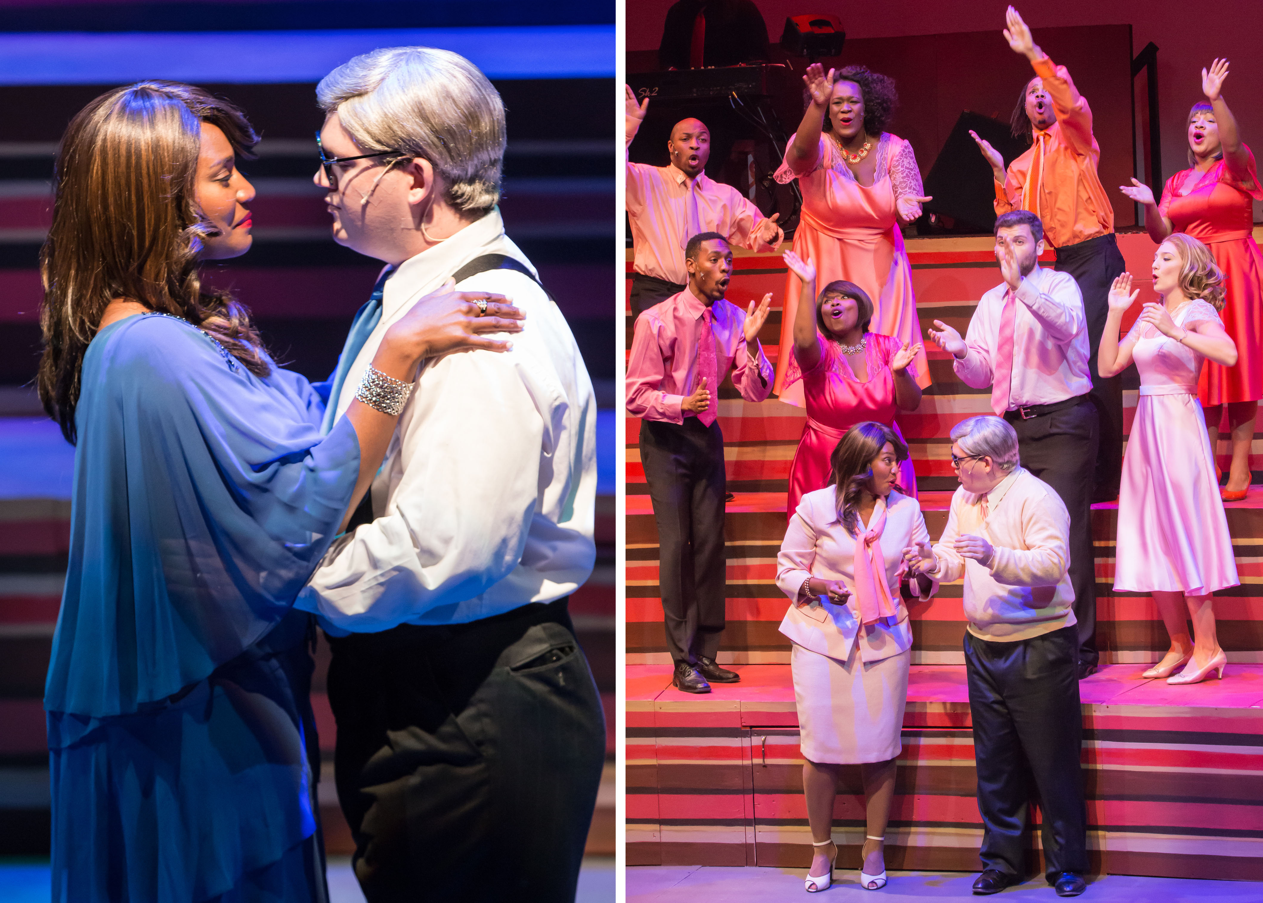 Roger and Chaz Ebert's love story comes to life in The BlackWhite Love Play