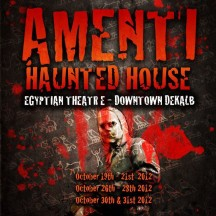Haunted House Review:  Amenti Haunted House
