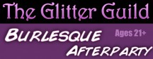 Recap: The Glitter Guild Burlesque Afterparty