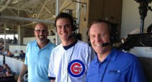 Cubs Broadcaster Len Kasper on the 2015 Chicago Cubs, Kris Bryant, Ernie Banks and Leaving the Booth for a Roadie Gig