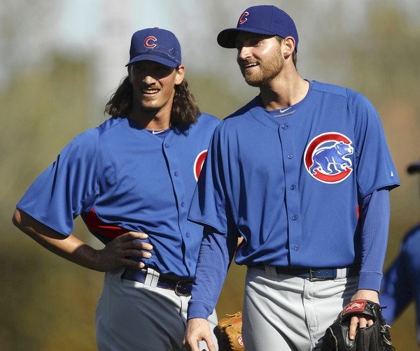 Early Cubs camp questions: Marmol fixed? Samardzija delusional?