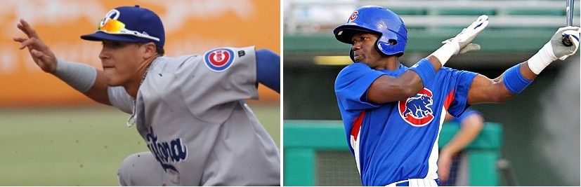 First game today!  Sort of.  Cubs first intrasquad today features Soler, Baez in same lineup