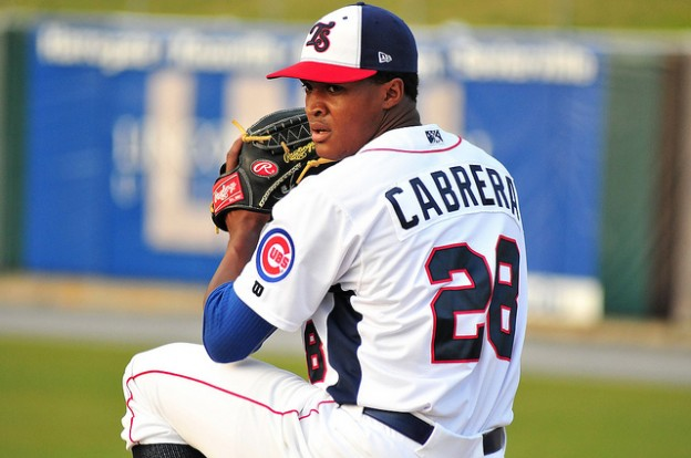 Cubs Minors Recap: Cabrera with another strong outing; Shoulders hits walk-off HR