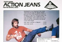 Action Jeans--Rangers 4 Cubs 1
