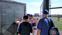 Observations, News, and Notes from Cubs Spring Training 2/22