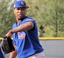 Cubs Notes: Schwarber to leadoff, Strop signs extension, minor league mini-camp
