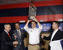Tom Ricketts on the World Series Win, the Traveling Trophy, Construction, Pace of Play, and more
