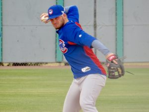 Ian Happ (photo by Stephanie Lynn)