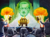 Taxes In Haiku: Republican Leader Says Norquist Decides For Them