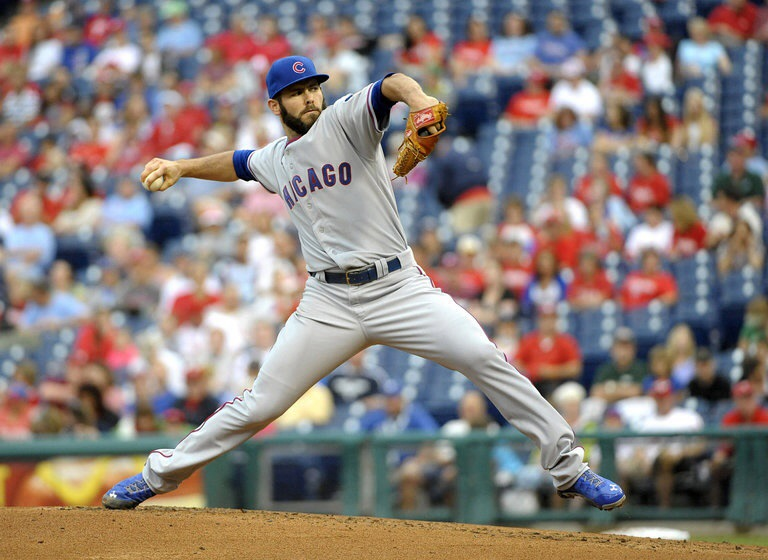 Arrieta Could Be Best Get For Cubs Front Office Yet