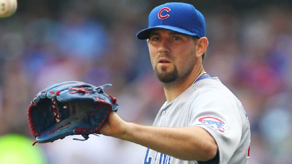 Did Jason Hammel Just Pitch His Last Game for the Cubs?