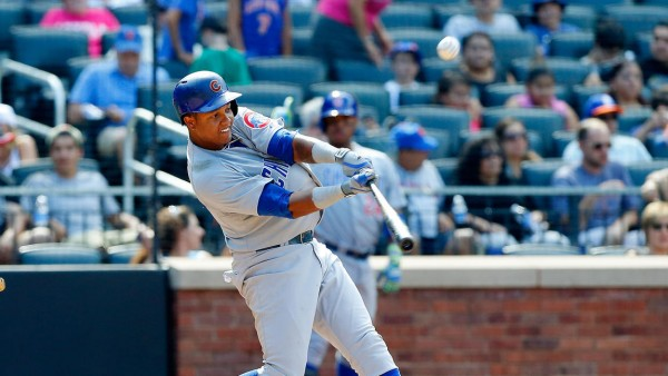 Thanks to More Mature Approach, Starlin Castro on Pace for Career Year