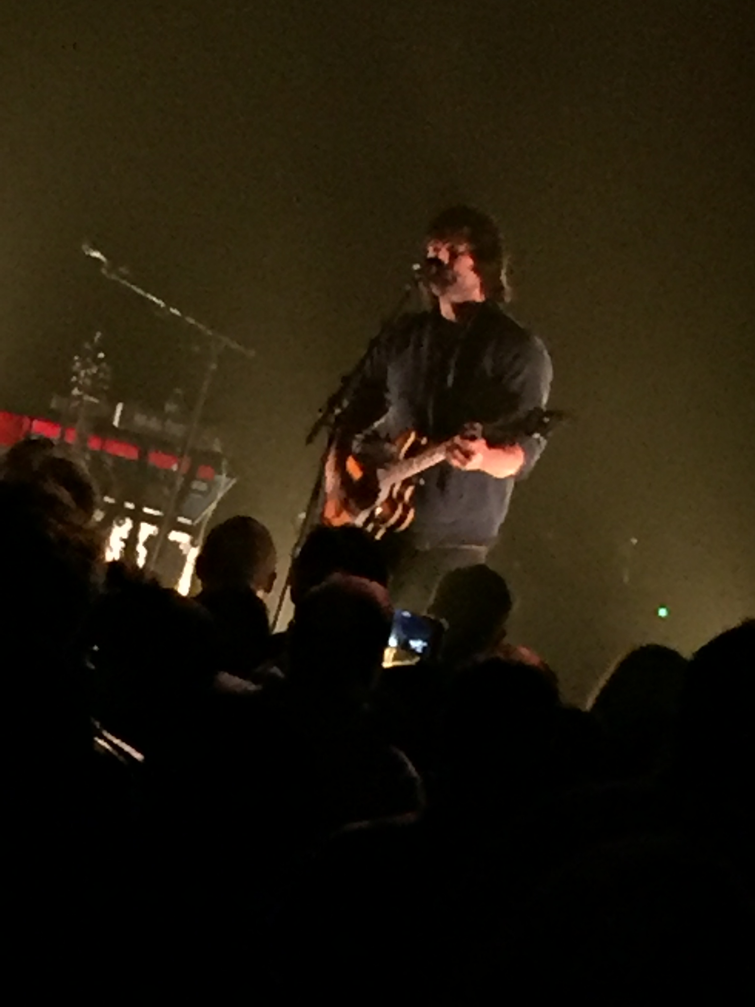 Pete Yorn Reveals Proud Moment At Park West In Chicago