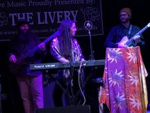 Earth Radio Bring Jam Band Jazz To The Livery-3/15/19